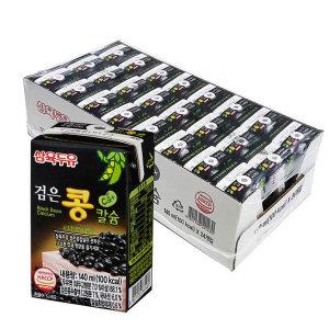 삼육 검은콩칼슘두유 140ml x 24팩