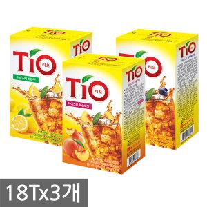[동서] 티오 아이스티 복숭아맛 18Tx3개 총54T/홍차