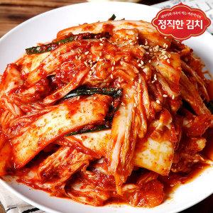 정직한 겉절이 김치 2kg/국내산