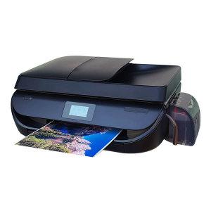 [오피스젯] HP 4650 팩스 복합기 프린터 WIFI 무한잉크 완벽설치