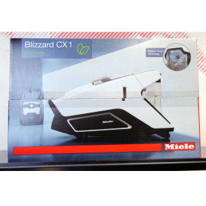 [Miele] 독일 현지샵 밀레 블리자드 CX1 에코라인 진공 청소기