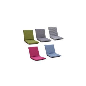 접이식 플로어 릴렉스 쿠션 소파 의자 - 5color