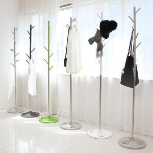 [가쯔] 네이쳐스탠드옷걸이나뭇가지 행거 코트랙 수납 이동식