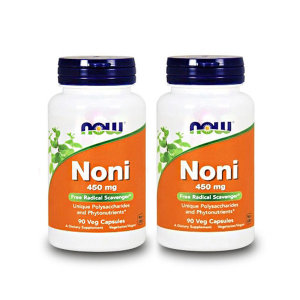 [나우푸드] (빠른직구) 나우푸드 노니 450mg 90캡슐 1+1