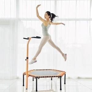 [멜킨스포츠] 멜킨 머렌 안전망 트램폴린 클럽형 점핑다이어트 방방