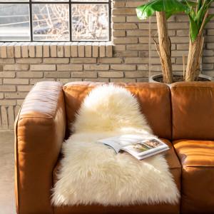 [카사블랑카] Casablanca 호주 천연 양털 러그 95x60cm (빠른직구)