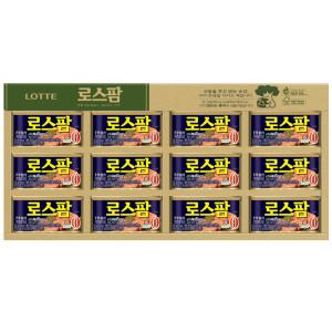 [롯데햄] 엔네이처로스팜6호 x 1세트 / 명절선물세트 선물세트