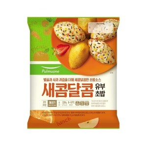[찬마루] 풀무원 새콤달콤 유부초밥 330g