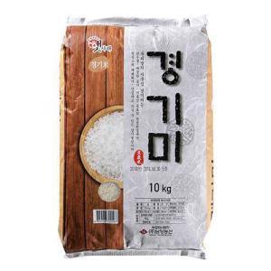 [남양농산] 경기미 10KG(18년산)