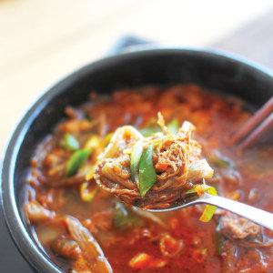 맛집 26탄 금강만두 육개장 630g