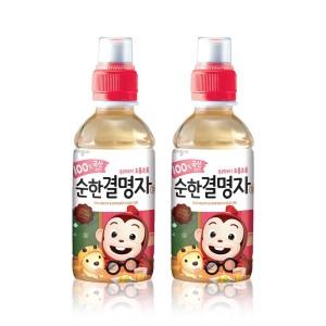 [웅진] 코코몽 어린이음료 순한결명자 200ml X 24페트