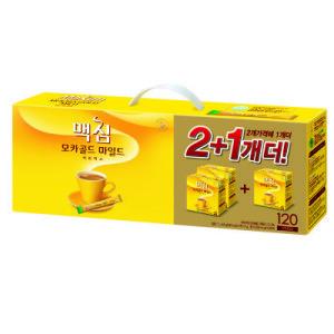 [맥심] 동서 맥심모카 (40T  2+1 기획)