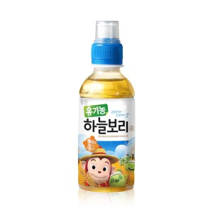 [하늘보리] 코코몽 어린이음료 200ml X 24페트 유기농하늘보리