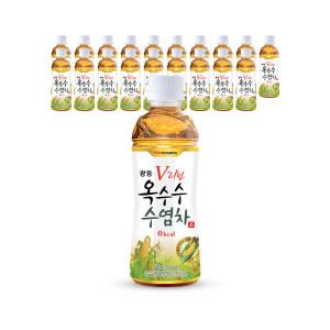 [광동] 옥수수수염차 340ml x 20pet/음료/음료수/차/헛개차