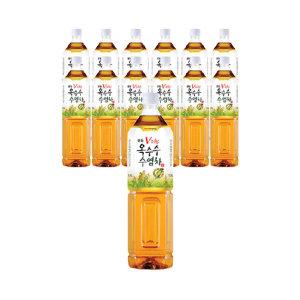 [광동옥수수수염차] 옥수수수염차 1.5L x 12pet/음료/음료수/차/헛개차