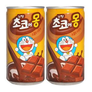 [초코에몽] 초코에몽 175ml x 30캔 / 코코아음료 초코캔음료