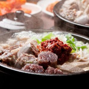가마솥순대탕 장순필순대탕5봉+양념장5봉