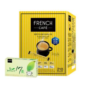 [프렌치카페] 카페믹스/믹스커피/ 프렌치카페 커피믹스 210T+10T