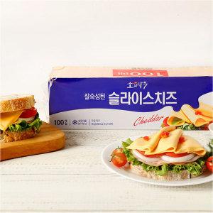 [15%쿠폰] 소와나무 슬라이스 치즈 1.8Kg