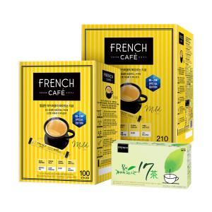 [20%쿠폰] 프렌치카페 커피믹스 320T+증정