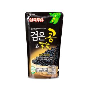 삼육 검은콩&칼슘 190mlx40팩