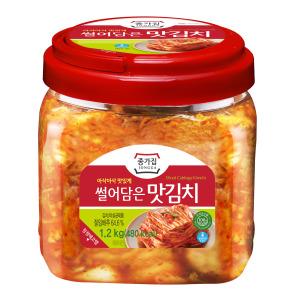 [종가집] 종가집 맛김치(용기) 1.2kg