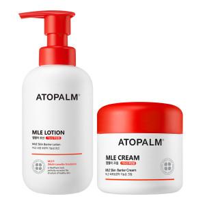 [아토팜] 아토팜 대용량세트(크림+로션) (크2파4)