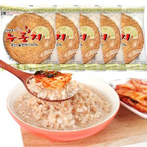 HACCP/참좋은 누룽지(200g10봉)/보리누룽지/국산쌀
