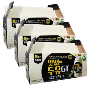 [맛있는두유GT] GT두유병 검은콩두유 200ml x 30병 / 병두유 두유