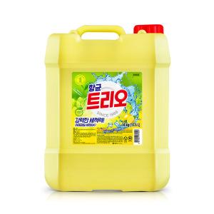 [애경트리오] 주방세제 트리오 대용량 14kg