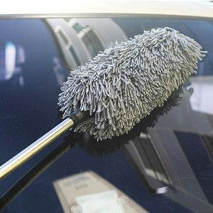 자동차 먼지털이개 먼지털이 초극세사 차량털이개