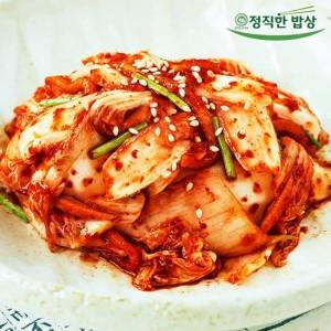입맛돌게 하는 국내산 정직한 김치 정직한 맛김치2kg