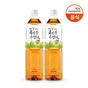 [광동] 옥수수수염차 1.5L x 6pet/음료