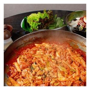 맛있는家 춘천 맛집 통나무집닭갈비 2인분/3인분 매장동일상품