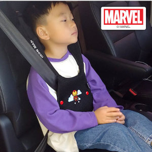 [마블] 마블 히어로 어린이 어깨끈 안전벨트가드 아이언맨