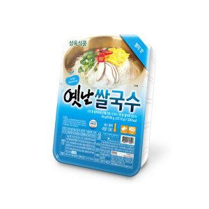 [삼육] 삼육식품 옛날쌀국수 멸치맛 x 10개