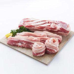 돼지일품포크삼겹살 100g+7%카드할인