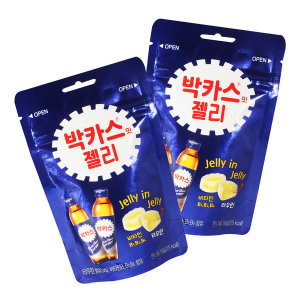 박카스맛 젤리 50gX8봉