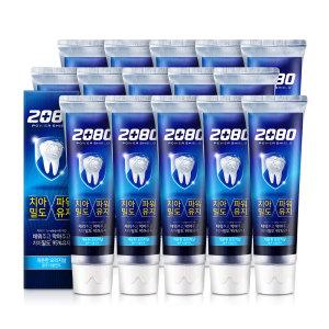 2080 파워쉴드치약120gx9개(블루3+그린3+골드3)