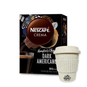 [네스카페] 크레마 다크 아메리카노 90T /커피