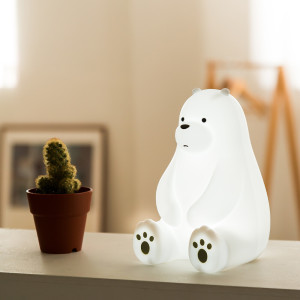 [레토] 위베어베어스 LED 무드등 WBL-P01 취침등 수유등 조명