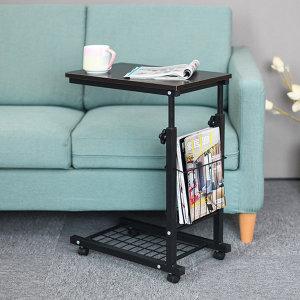 [오엠티] OMT 이동식 수납 사이드테이블 소파 거실 탁자 ONA-C6