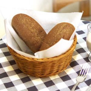 브라운브레드15개+버터후레시10개증정/호밀 빵