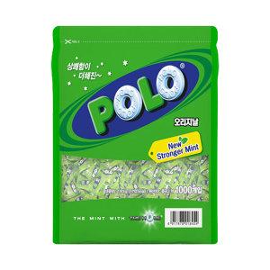 폴로 오리지날 1.8kg (1.8gX1000)