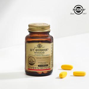 [솔가] 네이처바이트 종합비타민 위드 미네랄 (30정/1개월)