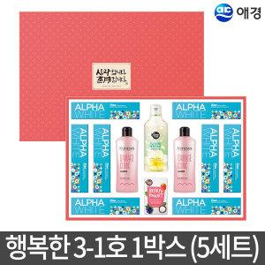애경 행복한 3-1호 추석선물세트 x 5개(1box)
