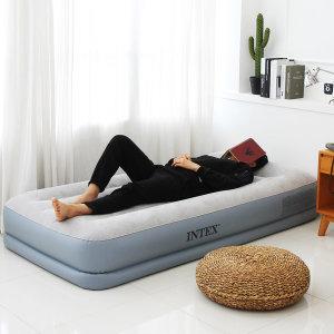 [인텍스] INTEX 듀라빔 에어매트(펌프내장형)/에어 침대/손님방
