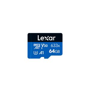 [렉사] 공식판매원 마이크로SD 633배속 64GB 당일출고