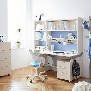 [일룸] 링키 서랍형 책상세트 + 시디즈 링고의자