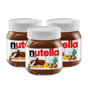 [매일유업] 악마의잼 누텔라 370g 3병/초콜릿